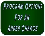 Added charge program button