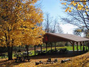 Orchard Shelter
