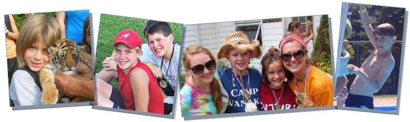 Summer Camp at Wanake