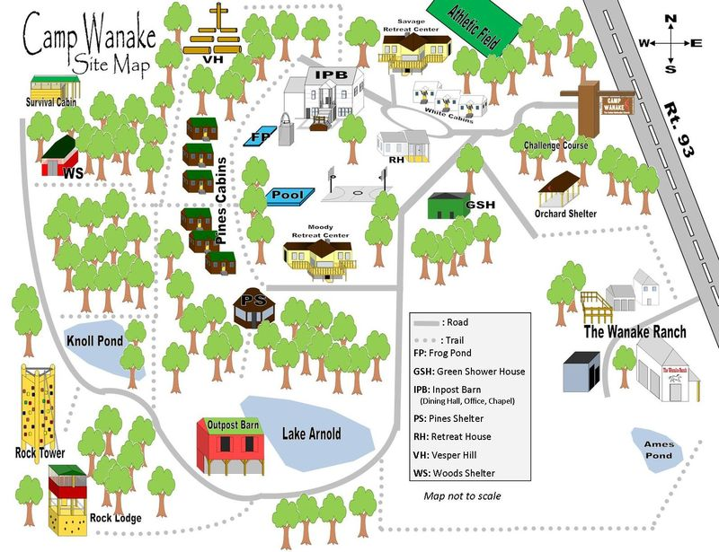 Site Map Cartoon