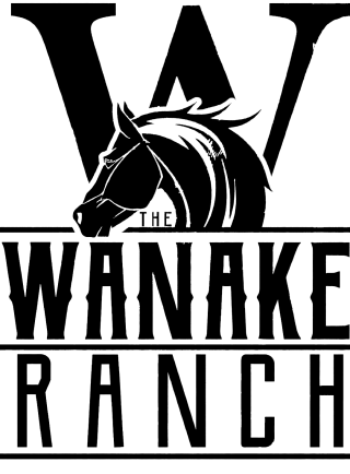 Ranch logo black