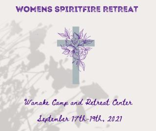 Spiritfire Womens Retreat Graphic