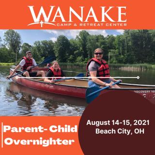 Parent- Child Overnight 2021