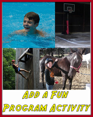 Click Here to add a Fun Program Activity to your Stay